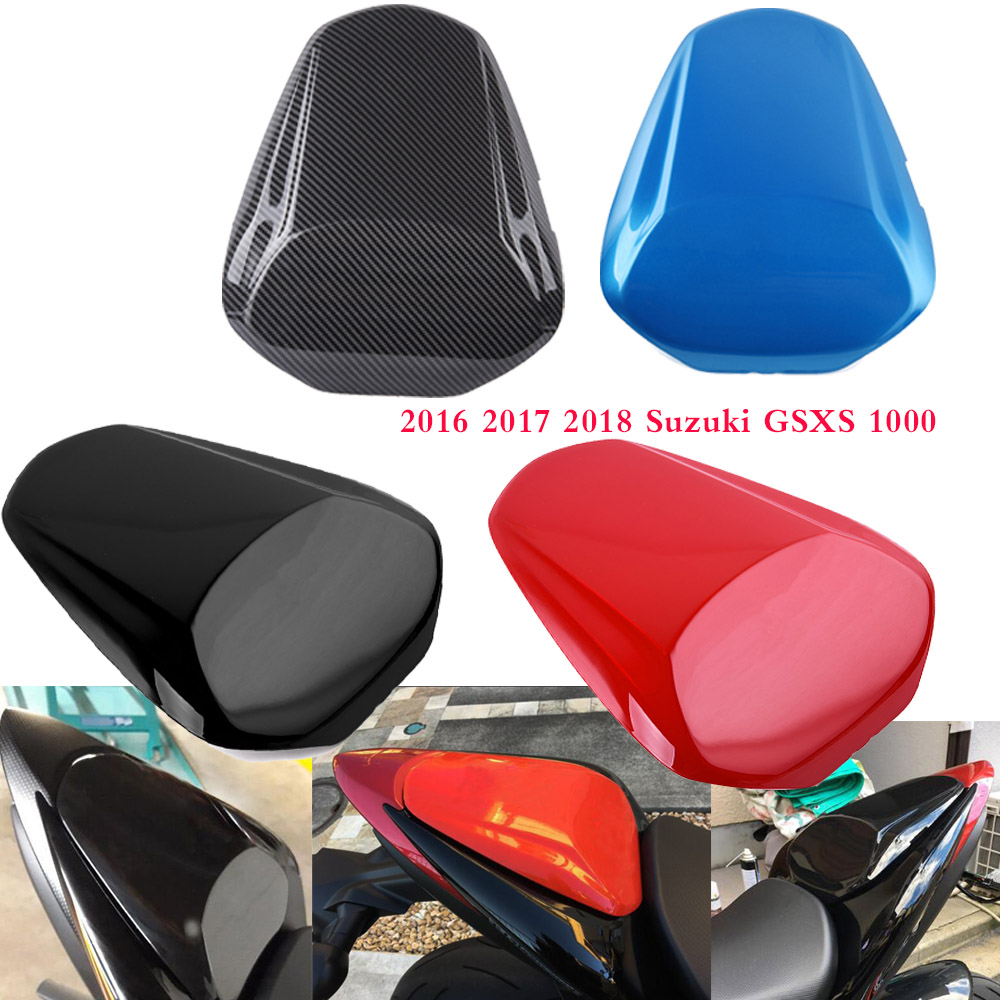 GSX S-1000 Parts Rear Pillion Seat Solo Cowl Cover Fairing Motorcycle for 2016-2018 Suzuki GSX S1000 GSXS-1000 GSXS1000 16 17 18