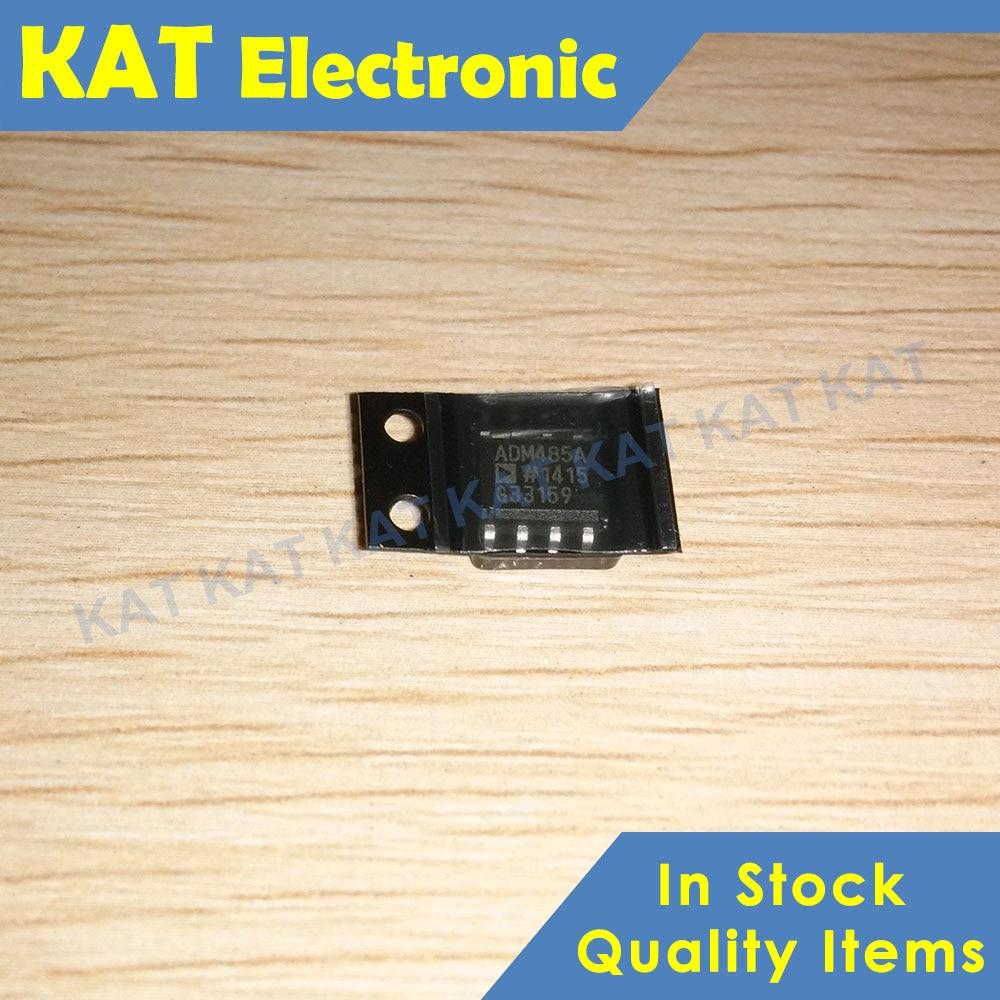 10PCS/Lot ADM485ARZ ADM485A MSOP-8 5V Low Power EIA RS-485 Transceiver