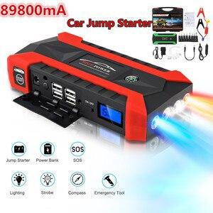 89800mAh High Power Car Jump S
