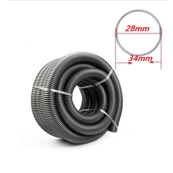 цена на Vacuum cleaner bellows,straws,thread Hose,soft pipe,durable ,inner 28mm/outer 34mm, vacuum cleaner parts