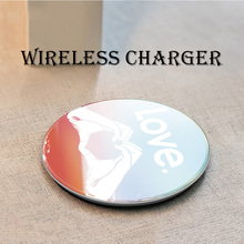 Qi Wireless Charger Pad For Samsung Charger Samsung s8 samsung galaxy s9 Wireless Charging Dock For honor note 10