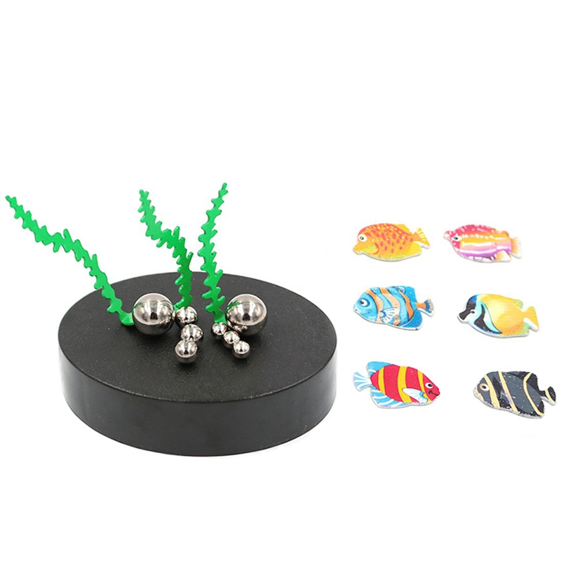 Elos Magnetic Sculpture Coffee Table Underwater World Desk Toy