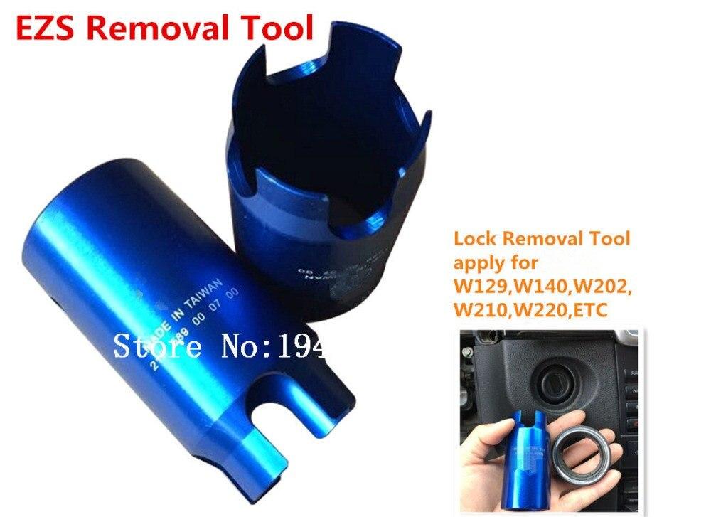 New EZS EIS ELV BGA Lock Removal Tool For Merrcedes For Benzz W129 W140 W202 W203 W210 W220 ETC Sprinter Vito