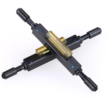 L925B 10pcs Fiber optic fast connector Fiber Optic Quick Connector Optical Fiber Mechanical Splice for Drop Cable fibra optica