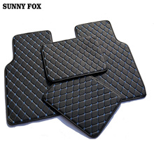 Car-Floor-Mats Chrysler 300c Universal Nissan Lifan Camry Waterproof for Kia All-Cars
