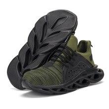 Toe-Shoes Men Work-Safe Lightweight Piercing-Proof Steel Breathable Hot-Selling Women