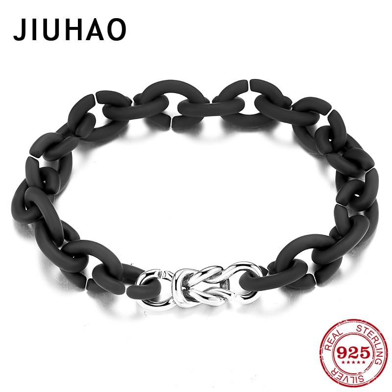 Fashion Twisted beads Hard Rubber X Handmade Bracelet women Accessories Jewellery Fashion