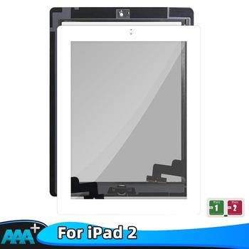 """100% tested Touch Screen For iPad 2 Touch Panel A1395 A1396 A1397 LCD Outer Display Replacement Digitizer Sensor Glass 9.7"""" 1"""