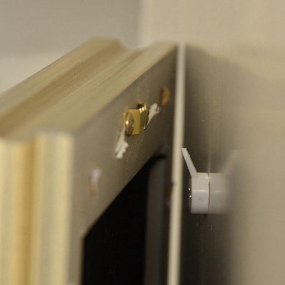 Креативный Невидимый пластиковый крючок для рисования, 10 шт./20 шт., настенный фото-Рисунок, крючок для ногтей, фоторамка для стены, специальный бесшовный гвоздь