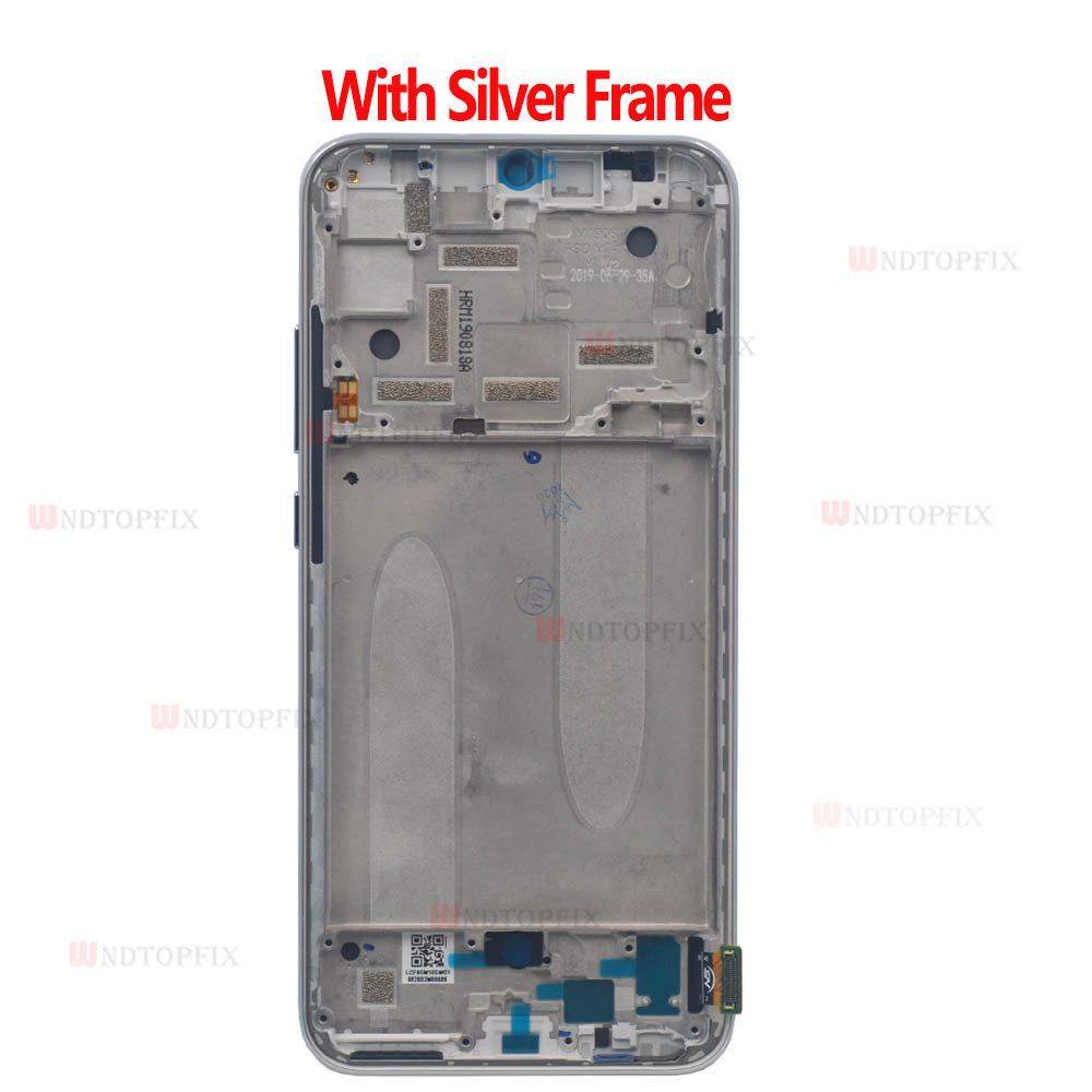 LCD Display Touch