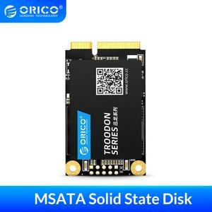 ORICO SSD Hard Drive mSATA SSD 128GB 256GB 512GB 1TB SATA Internal Solid State Hard Drive For Desktop Laptop(China)