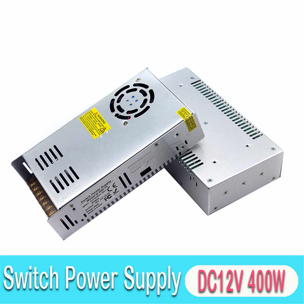 DC12V LED Strip Light Regulated Switching Power Supply LED Transformer 150W-480W