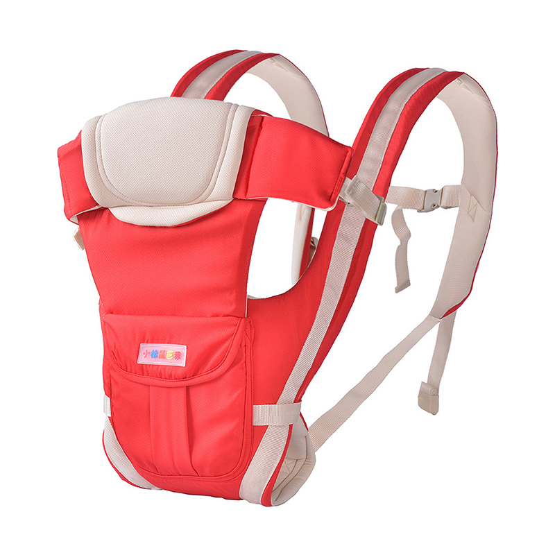 Ergonomic Baby Carriers Backpacks 6-36 Months Portable Baby Sling Wrap Cotton Infant Newborn Baby Carrying Belt for Mom Dad