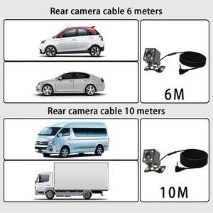 Image 5 - OMGO รถ DVR Dash CAM เลนส์คู่มุมมองด้านหลังอัตโนมัติ Dashcam Recorder Registrator ในรถวิดีโอ Full HD Dash กล้อง