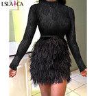 Black dress glitter ...