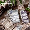50 листов в ретро-стиле из блакнота для примечания простой разрываемая стилизованный подарок на свадьбу, Бумага дневник в стиле Скрапбукинг ...