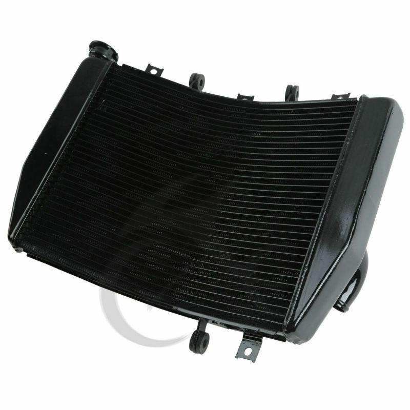 Refrigerador de radiador de alumínio da motocicleta