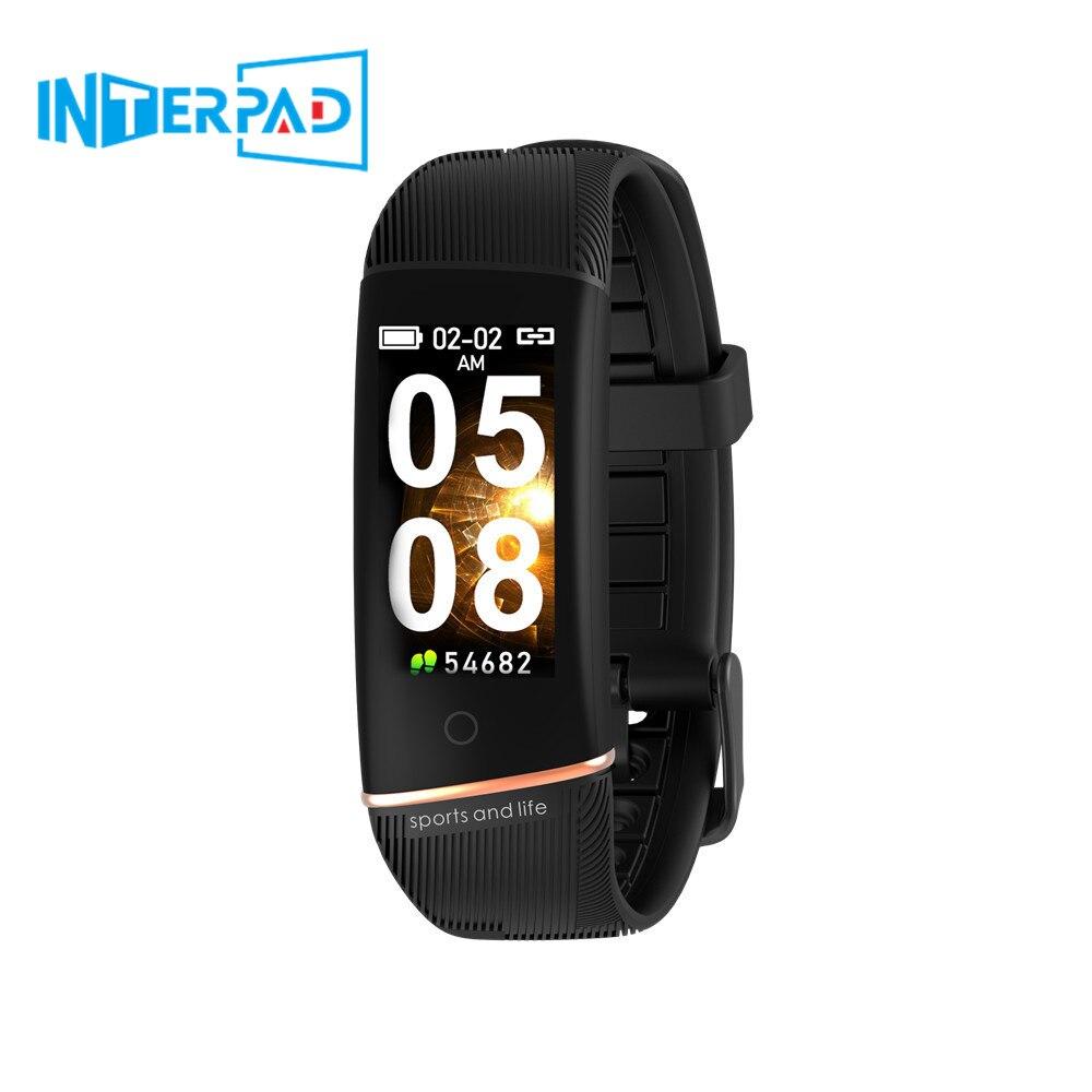 E98 bracelet intelligent hommes femmes surveillance de la fréquence cardiaque Message poussoir réponse appel étanche activité Tracker bande intelligente pour Huawei ios