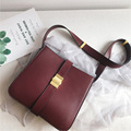 Luxus Echtem Leder Umhängetasche Frauen Hohe Qualität Crossbody Umhängetasche Marke Mode Damen Klappe Tasche