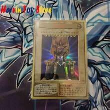 Yu gi oh atum rosto flash bandai número diy r1 brinquedo hobby collectibles jogo coleção anime cartão