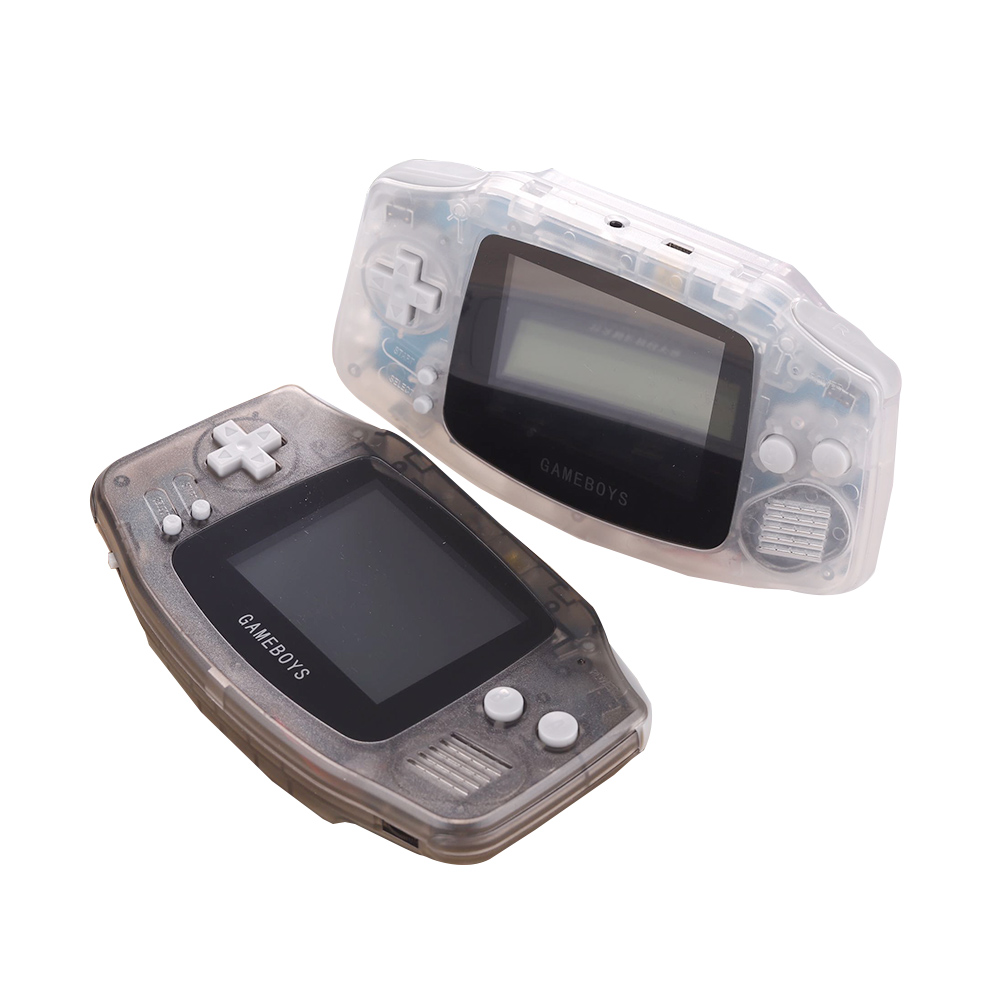 RS-5 Retro Mini portable gaming console Children's game console built-in 400 classic games 3.0 inch LCD game player image