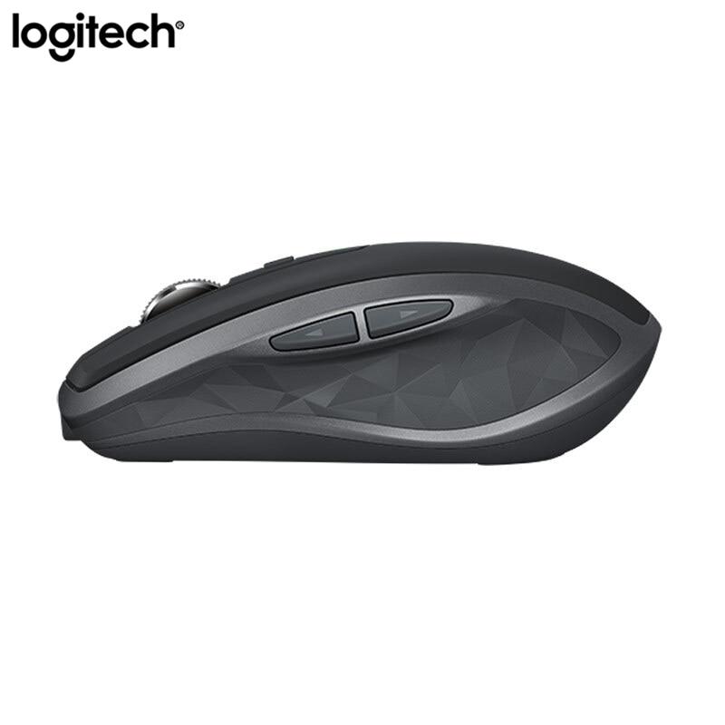 Logitech Anywhere MX 2S 2.4GHz Wireless Mouse 4000DPI Ricaricabile Bluetooth Gaming Mouse Doppia Connessione Del Mouse Multi superiore del dispositivo - 2