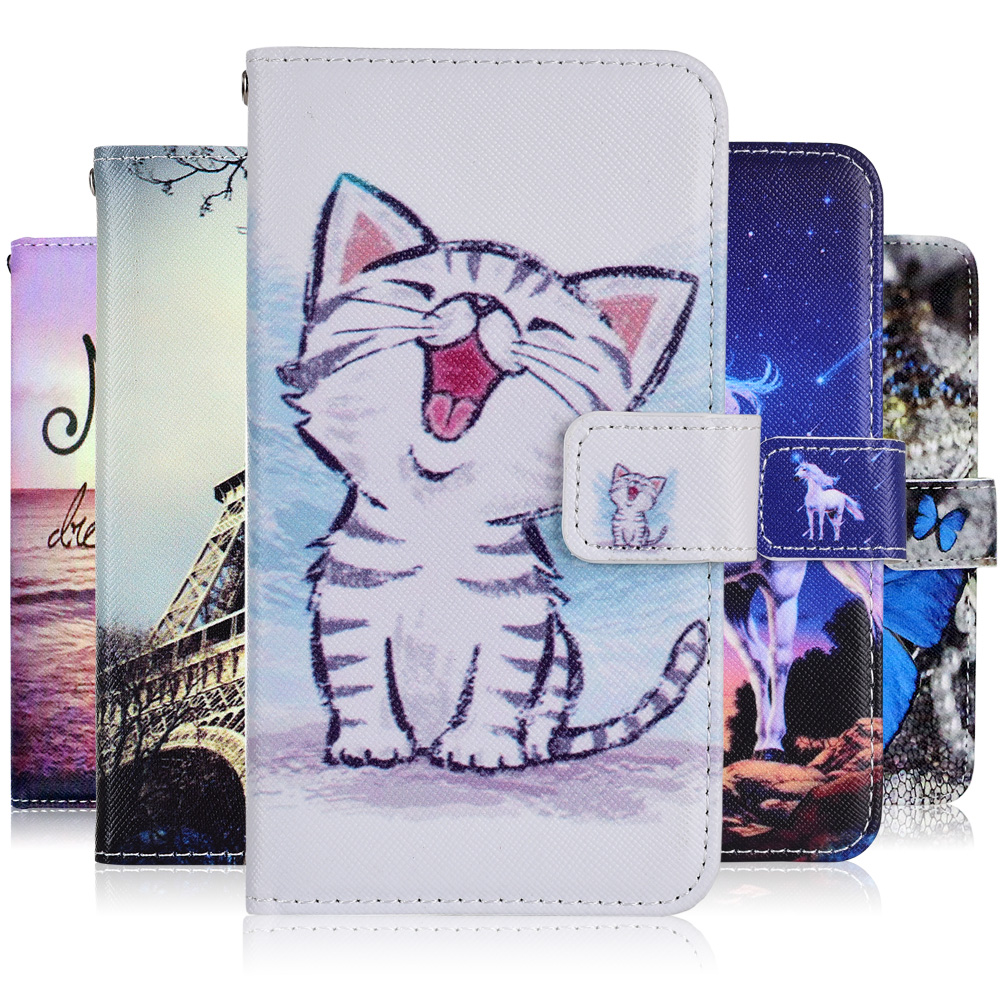 Cover For On Xiaomi Redmi Note 8T 8 7 Pro 7S Capa Cute Fashion Wallet Leather Case For Redmi 8A 7A K20 Pro K30 4G 5G Coque