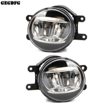 H11 Car Driving Front LED Fog Light For Toyota Camry SE XSE 2018 / Corolla 2017 car driving front fog light for 2007 2014 toyota camry 2009 2016 venza 2009 2014 matrix