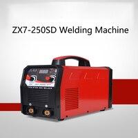 ZX7-250SD dupla-tensão industrial e doméstico portátil dc máquina de solda a arco máquina de solda dc máquina de solda