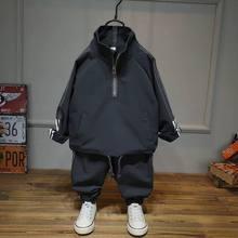 2020 enfants vêtements garçons printemps automne adolescent sport costume garçons ensemble survêtements enfants vêtements ensemble 2 pièces manteau + pantalon casual