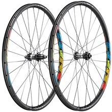 29er Mountainbike Carbon Wielen 18K Twill Uci Kwaliteit Carbon Velg Tubeless Secure Lock Fietsen Wielset Voor Sram Xd shimano 12S