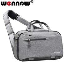 Grande saco Da Câmera DSLR Saco bolsa de ombro Inclinado para sony A3000 A3500 A6500 A6000 A290 A230 A220 A200 A100 Tripé cobertura coldre