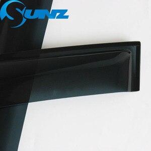 Image 3 - Side Window Deflector Voor Mitsubishi Outlander 2008 2009 2010 2011 2012 2013 Weer Schilden Venster Vizieren Zon Rain Guards Sunz