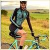 Aofly longo mangas compridas camisa de ciclismo skinsuit 2020 mulher ir pro mtb bicicleta roupas opa hombre macacão almofada rosa skinsuit macaquinho ciclismo feminino manga longa roupas com frete gratis macacao ciclis 19