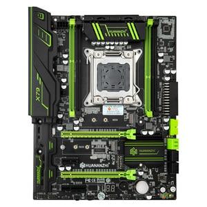 Image 2 - Десктопная материнская плата HUANANZHI X79 с двумя слотами M.2 SSD ЦП Intel Xeon E5 2650 модули памяти крупного бренда 16 Гб (4*4 Гб) REG ECC Combo