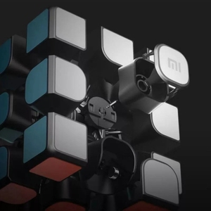 Image 2 - 원래 xiaomi 블루투스 스마트 매직 큐브 스마트 게이트웨이 mijia app 링키지 3x3x3 스마트 큐브 퍼즐 장난감 선물 과학 교육