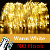 Warm White-NO Hook