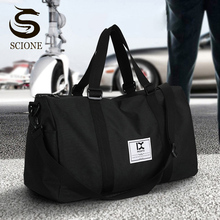 Travel Bag Handbags Shoulder-Bag Lightweight Oxford Large-Capacity Waterproof Sports