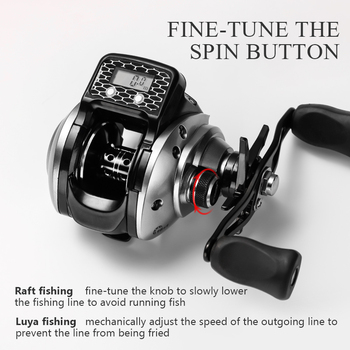 Electronic Fishing Reel Fishing Reels cb5feb1b7314637725a2e7: shipping reel