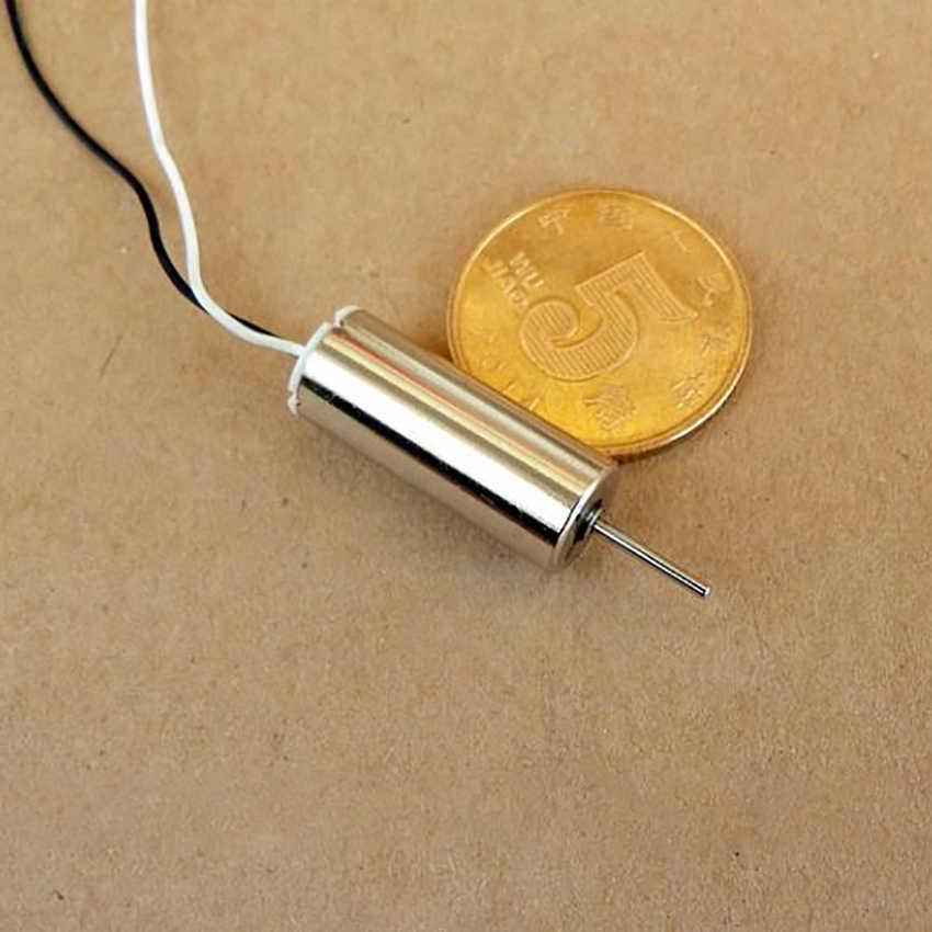 大トルク中空カップモータネオジム強力な磁石マイクロ電気機械 3.7V 0.1A 43800RPM 多軸モデル航空機モーター