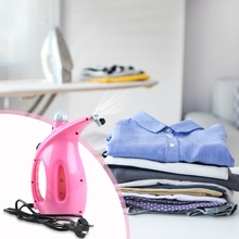 цена на Handheld Steamer 1500W Powerful Garment Steamer Portable 15 Seconds Fast-Heat Steam Iron Ironing Machine for Home Travel(EU Plug