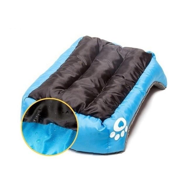 Cozy Fleece Pup Sleepers 5