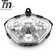 LED Tail Brake Light Turn Signal For HONDA CBR300R CB300F 2015-2018/ CBR250R 2011-2013 Motorcycle Integrated Blinker Lamp цена и фото