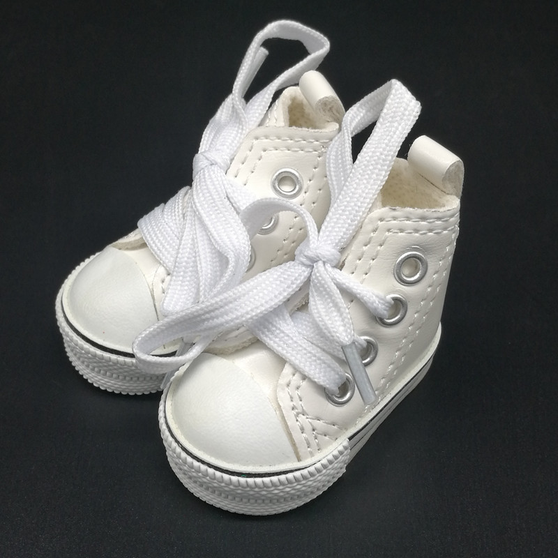 Tilda 6cm Sneakers For Dolls Paola Reina Minifee,Mini Toy Gym Shoes 1/6 Bjd Doll Sports Shoes Accessories For Dolls Toys