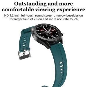 Image 5 - DT99 Bluetooth Smart Uhr Männer EKG Erkennung IP68 Wasserdicht Mehrere Heißer Verkauf Zifferblatt Fitness Tracker Lange Lebensdauer der Batterie VS DT98