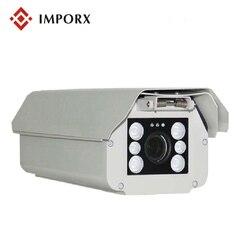 IMPORX Smart AHD tablica rejestracyjna kamera 1080P HD IR Night Vision 2MP ONVIF LPR kamera ANPR kamera rejestrująca numer samochodu z 6 22mm w Kamery nadzoru od Bezpieczeństwo i ochrona na