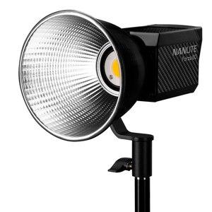 Image 3 - NANLITE luz LED para fotografía al aire libre, 60W, 300W, 5600K, luz COB con montaje de bowens, lámpara estroboscópica para Flash