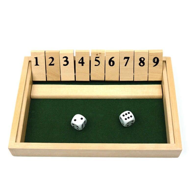 Fechar a Caixa Jogos de Tabuleiro de 2 Jogadores Digitais Clube Beber Entretenimento Jogo Mod. 313079