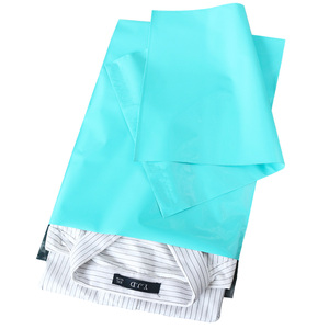 Image 4 - Speedy Mailers 10x13inch 100pcs Teal Green Poly Mailer Colorful Poly Mailer Bags Self Sealing Plastic Packing Envelope Bags