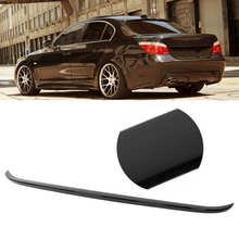 Trunk Lid Spoiler Glossy Black for M Performance Style Fit for BMW 5 Series E60 Sedan 2004-2010